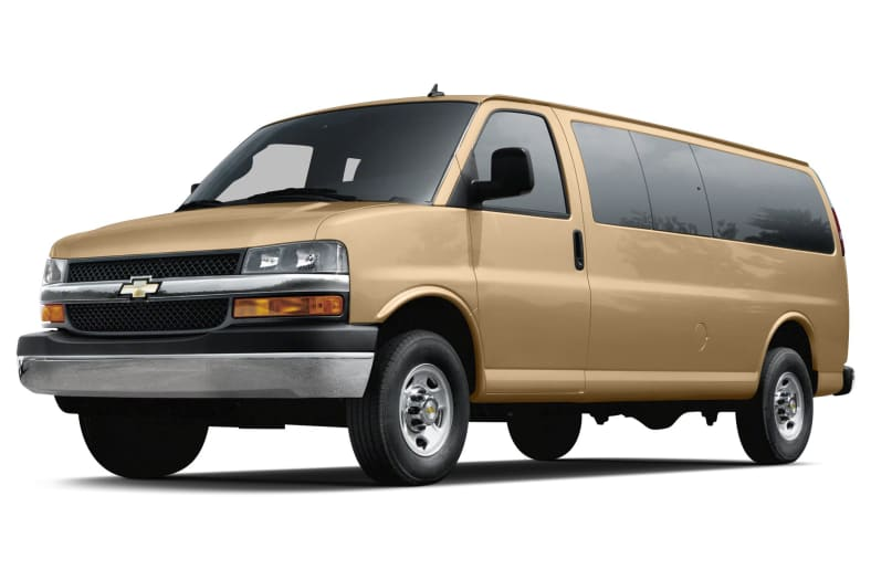 9b19a98ab2 2018 Chevrolet Express 3500 Information