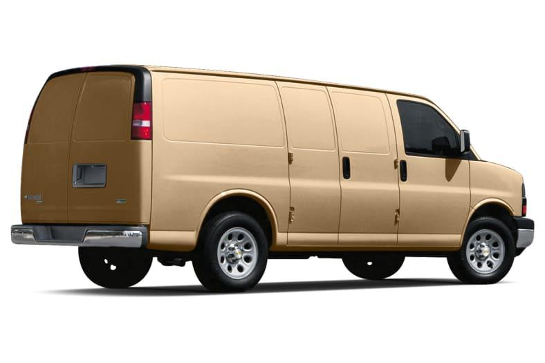 2018 Chevrolet Express 2500 Information