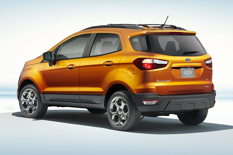 2020 Ford Ecosport Se Front Wheel Drive Sport Utility Safety Features