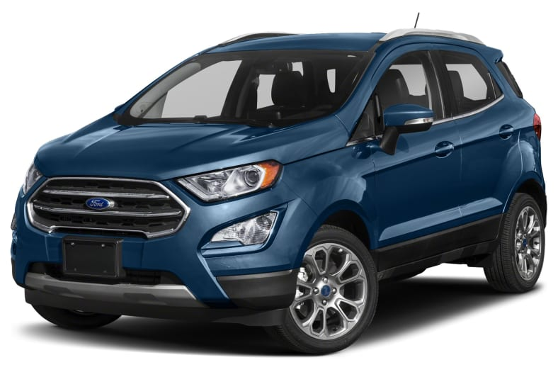 2018 Ford Ecosport Information