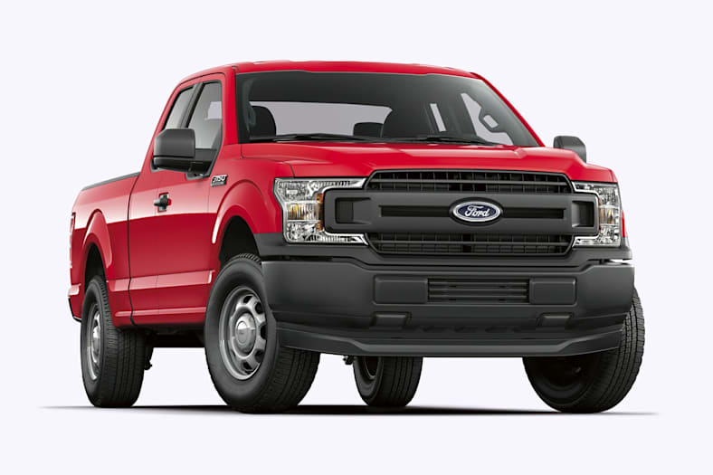 2018 Ford F 150 Xlt 4x4 Supercab Styleside 6 5 Ft Box 145 In Wb Information