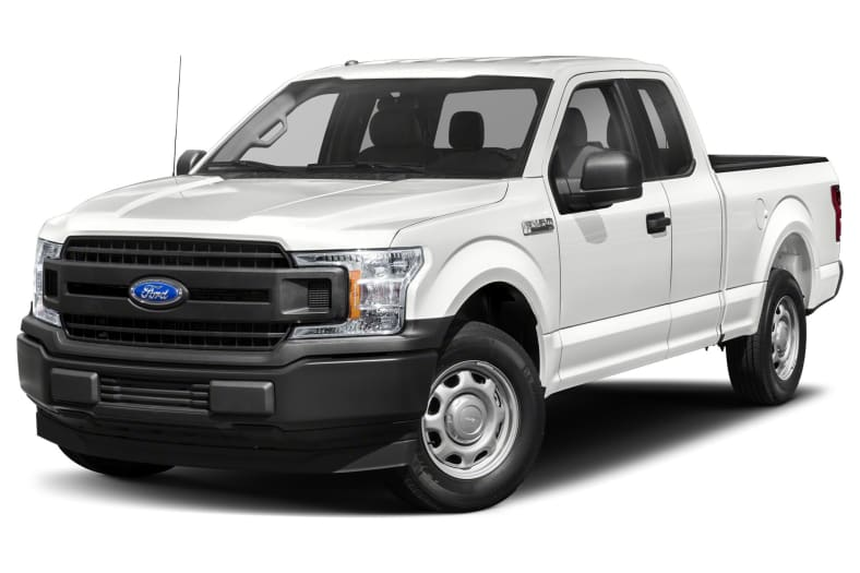 2018 Ford F 150 Xlt 4x4 Supercab Styleside 6 5 Ft Box 145