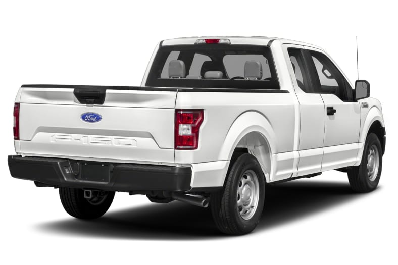 2018 Ford F 150 Xl 4x4 Supercab Styleside 6 5 Ft Box 145