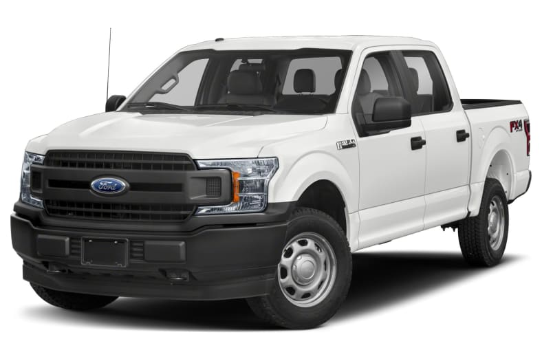 2018 ford f 150 xl 4x4 supercrew cab styleside 6 5 ft box 157 in wb pictures. Black Bedroom Furniture Sets. Home Design Ideas