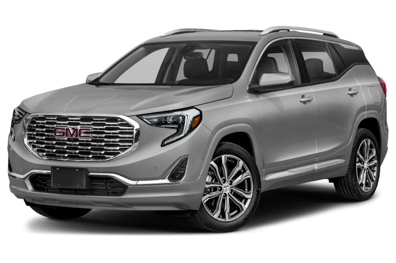 2018 Gmc Terrain Denali White >> 2018 GMC Terrain Denali All-wheel Drive Information
