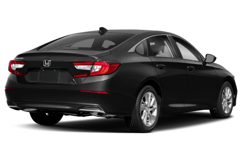 2018 Honda Accord Exterior Photo
