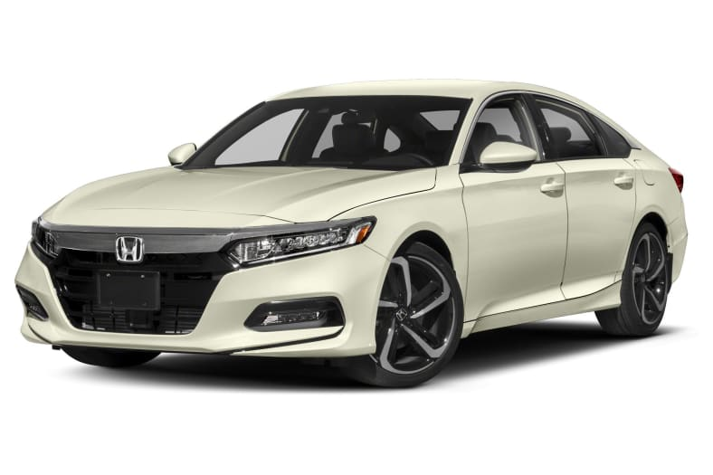 2018 Honda Accord Sport 4dr Sedan Pictures