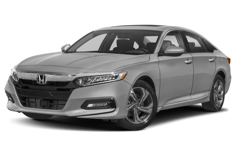 2018 honda accord ex 4dr sedan information
