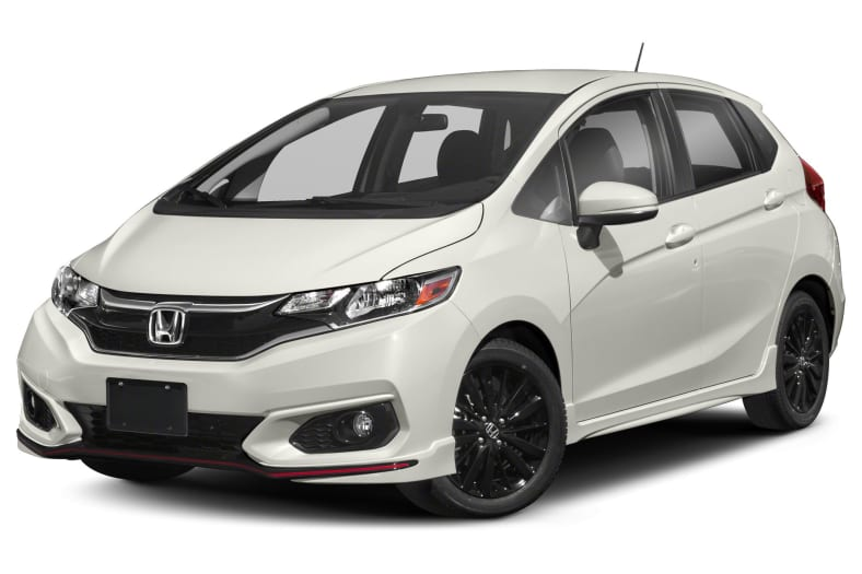 2018 Honda Fit Sport 4dr Hatchback Pictures