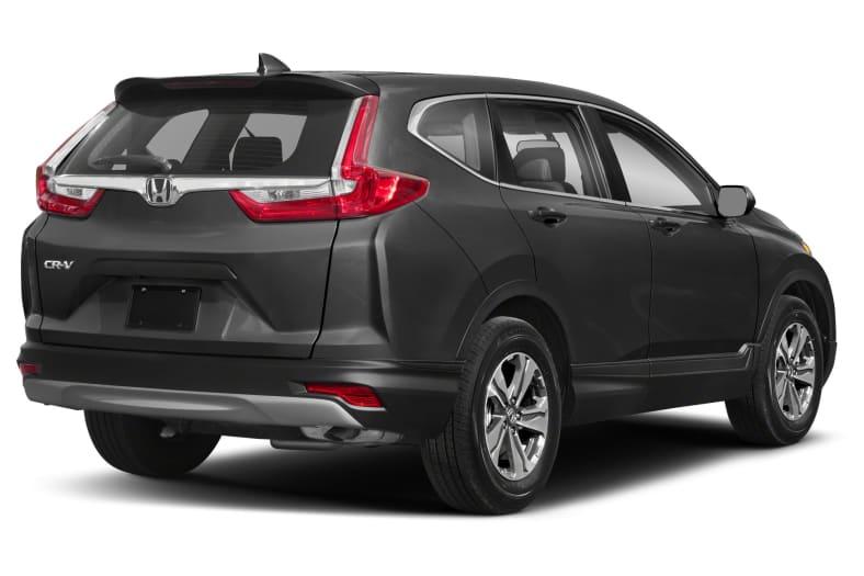2018 Honda Cr V Exterior Photo
