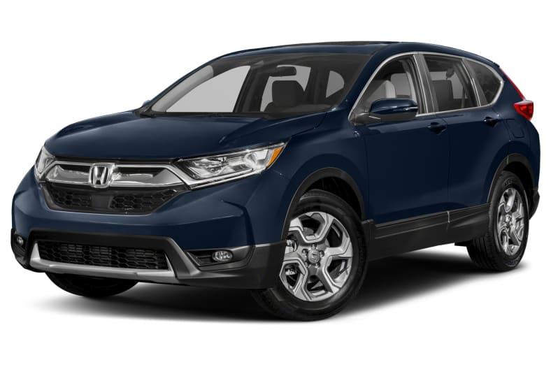 2018 honda cr v ex 4dr front wheel drive pictures