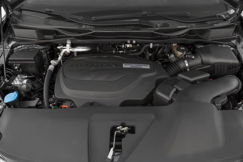 2018 Honda Odyssey Exterior Photo