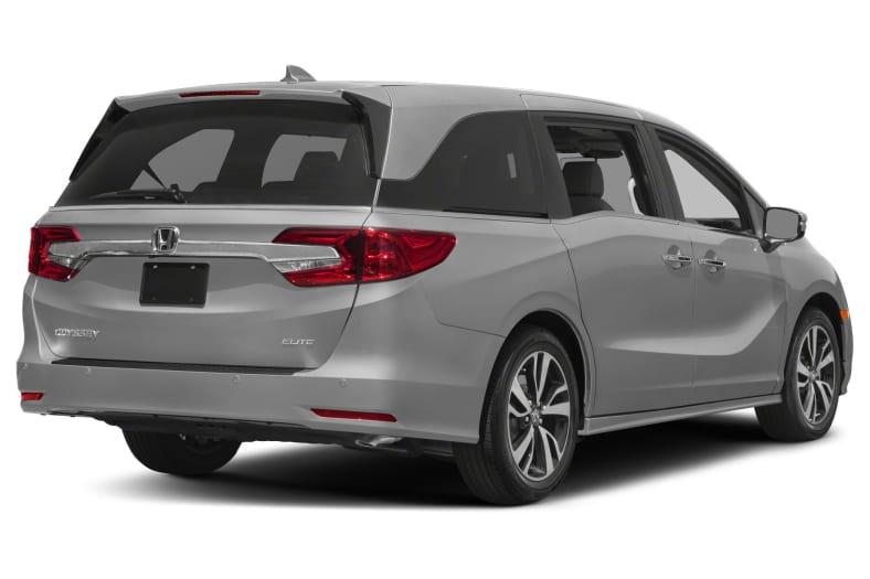 2018 Honda Odyssey Elite Passenger Van Pictures