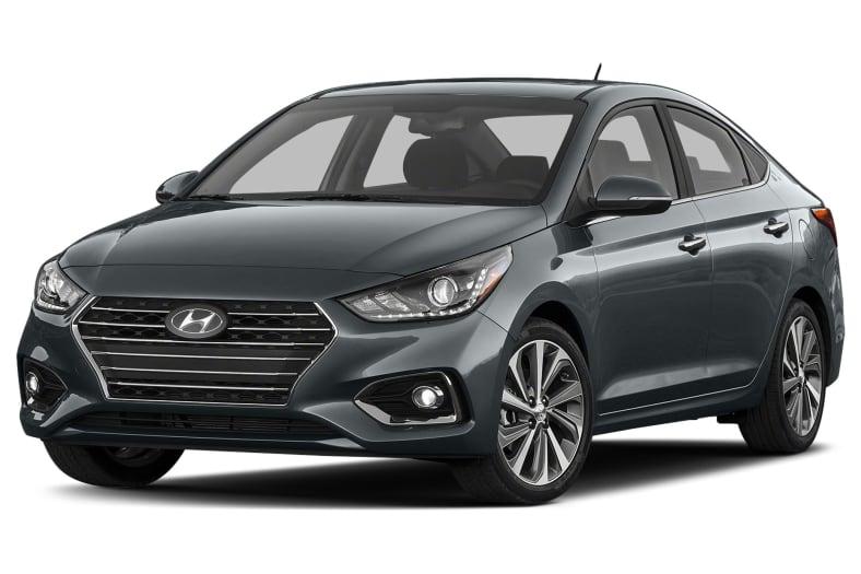 2018 Hyundai Accent Exterior Photo