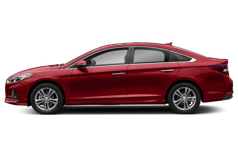 2018 Hyundai Sonata Limited 2 0t 4dr Sedan Pictures