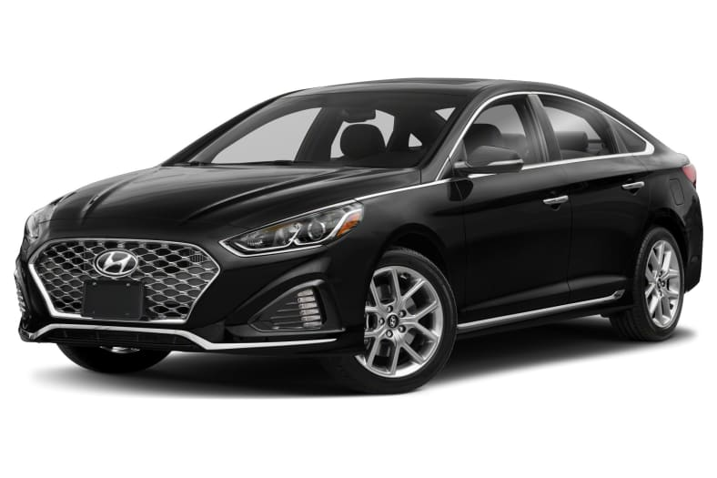 2011 Hyundai Sonata For Sale >> 2018 Hyundai Sonata Sport 2.0T 4dr Sedan Pictures