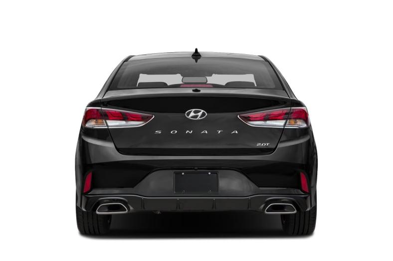 2018 Hyundai Sonata Sport 2 0t 4dr Sedan Pictures