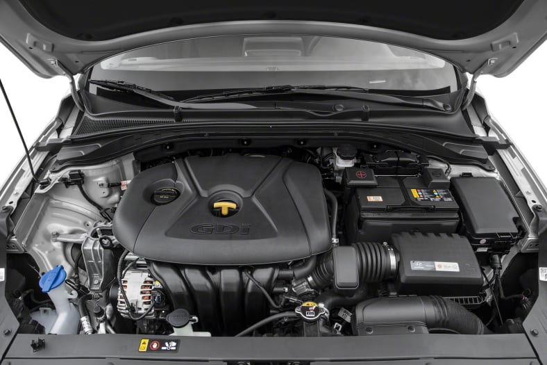 2018 Hyundai Elantra GT Exterior Photo