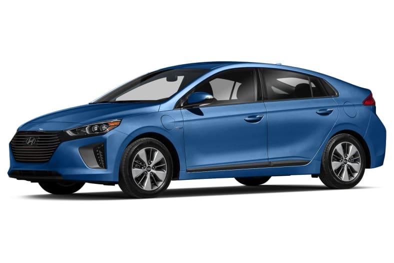 2018 Ioniq Plug-In Hybrid