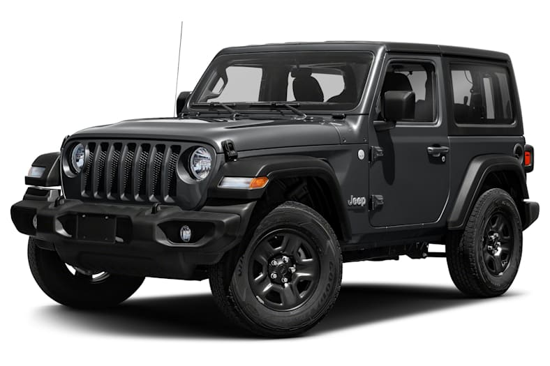 2020 jeep wrangler exterior photo