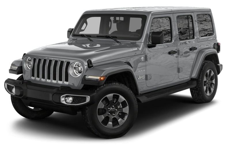 2018 Jeep Wrangler Unlimited Exterior Photo