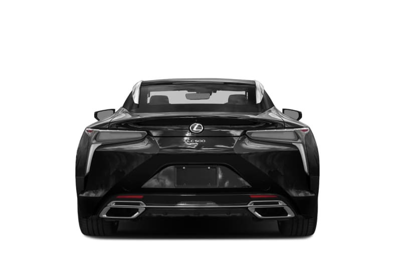 2018 Lexus LC 500 Exterior Photo
