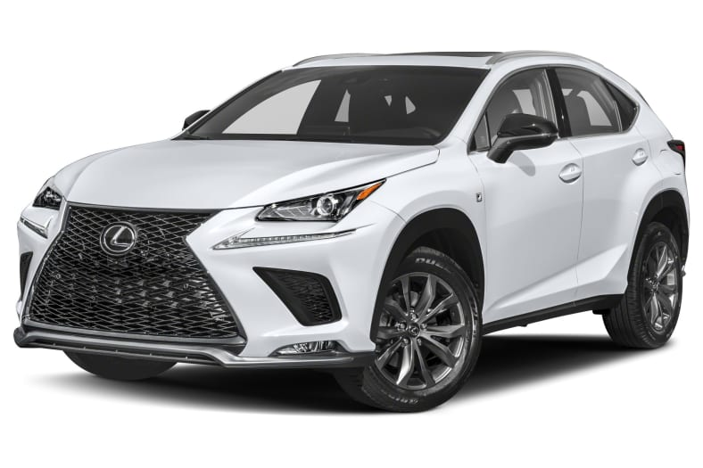 2018 Lexus Nx 300 F Sport 4dr All Wheel Drive Safety Features
