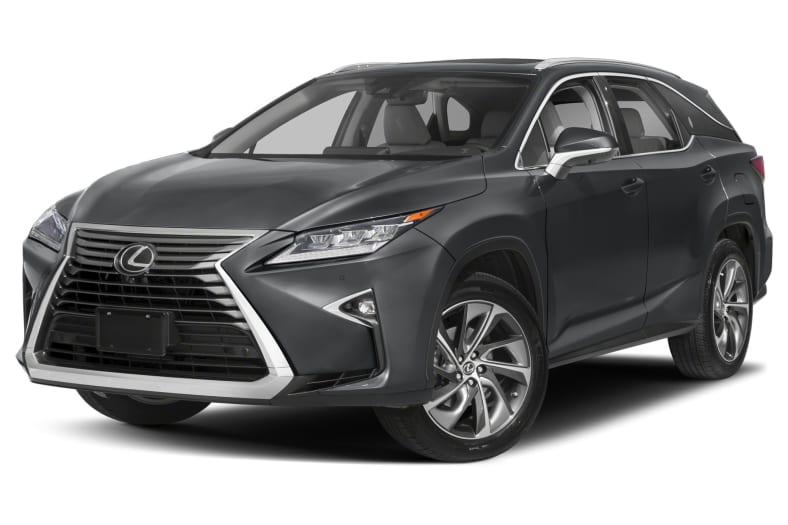 2018 RX 350L