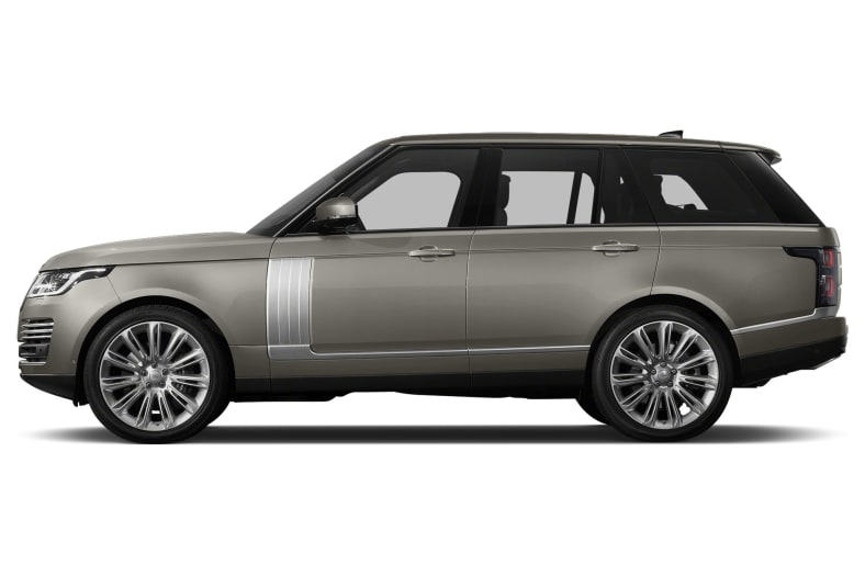 2018 Land Rover Range Rover Exterior Photo