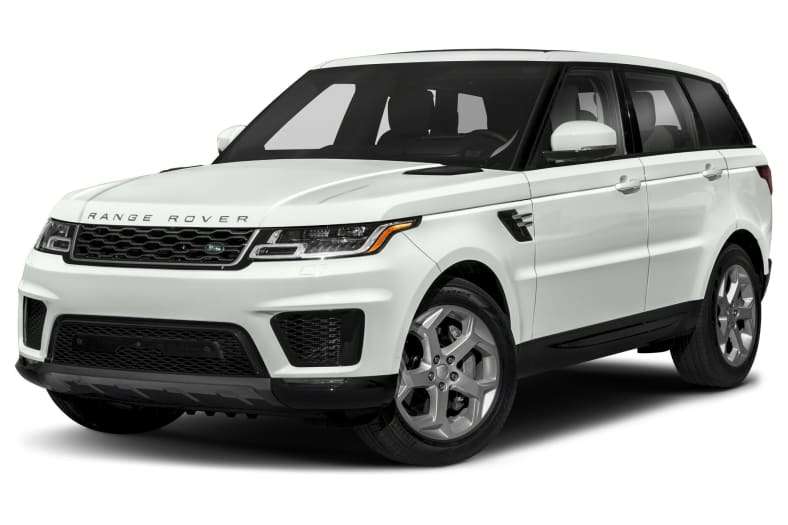 2020 Land Rover Range Rover Sport Pictures