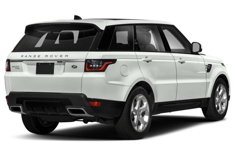 Range Rover Sport >> 2019 Land Rover Range Rover Sport Hst Mhev 4dr 4x4 Pricing And Options
