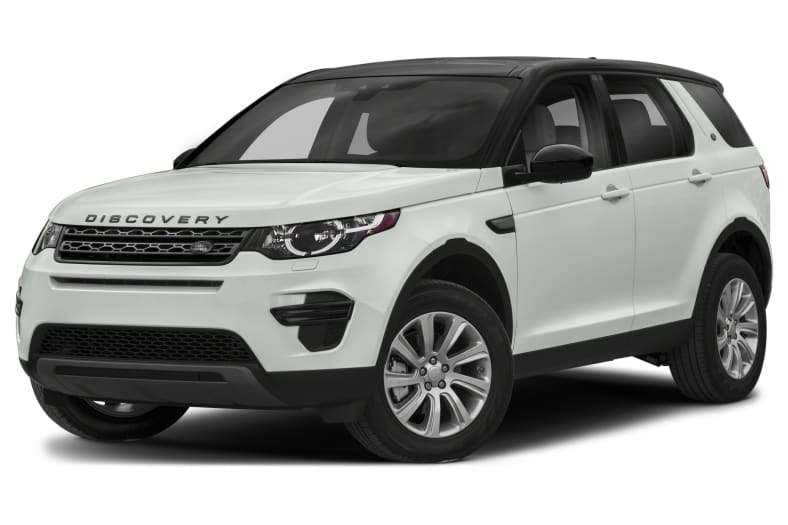 2018 land rover discovery sport information. Black Bedroom Furniture Sets. Home Design Ideas