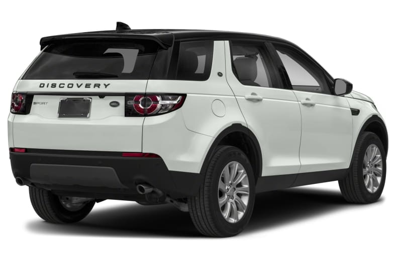 2018 land rover discovery sport pictures. Black Bedroom Furniture Sets. Home Design Ideas