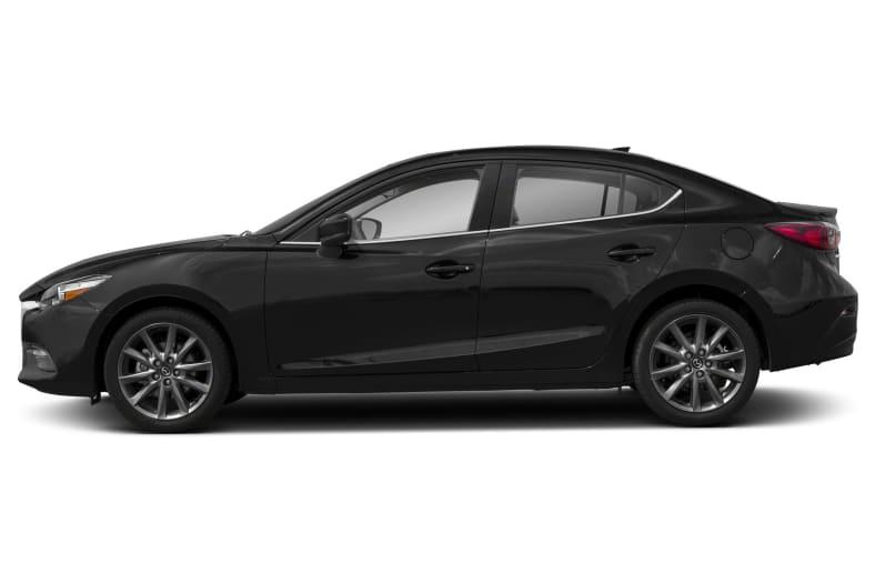 2018 Mazda Mazda3 Touring 4dr Sedan Pictures