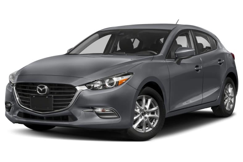 2018 Mazda Mazda3 Sport 4dr Hatchback Specs And Prices