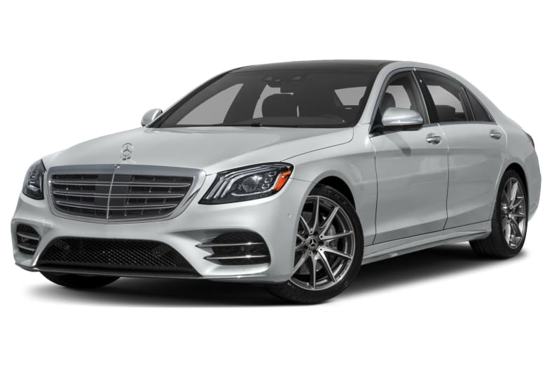 2019 Mercedes-Benz S-Class Pictures