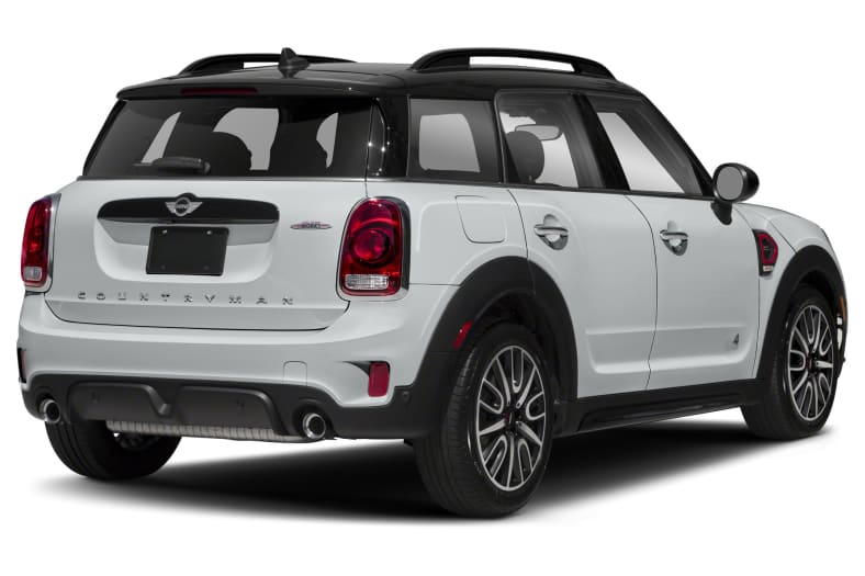 2018 mini countryman john cooper works 4dr all wheel drive. Black Bedroom Furniture Sets. Home Design Ideas