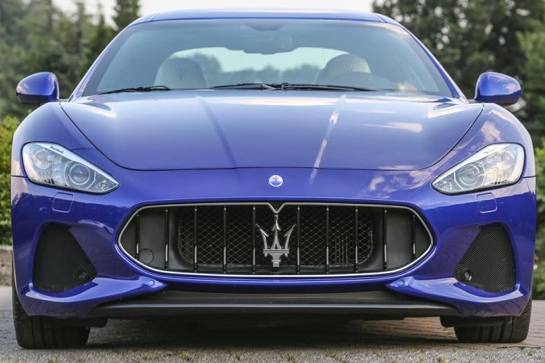 2018 Maserati GranTurismo Exterior Photo
