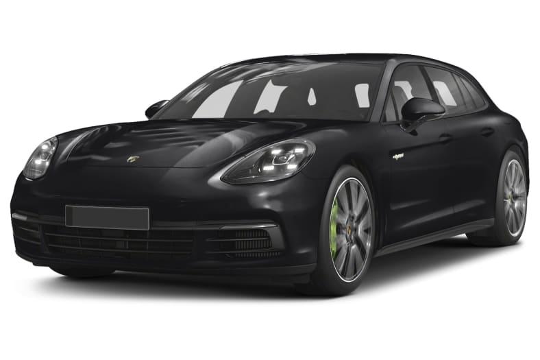 2018 Porsche Panamera E-Hybrid Sport Turismo Exterior Photo