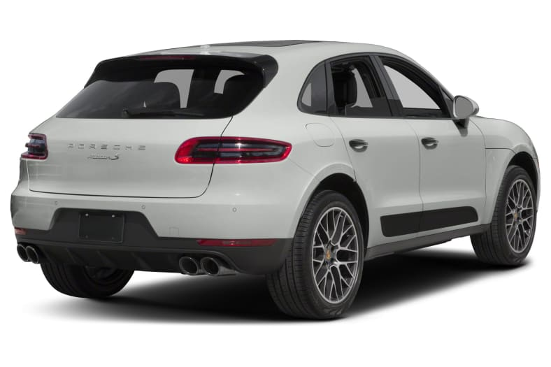 2018 Porsche Macan GTS 4dr All-wheel Drive Pricing and Options on
