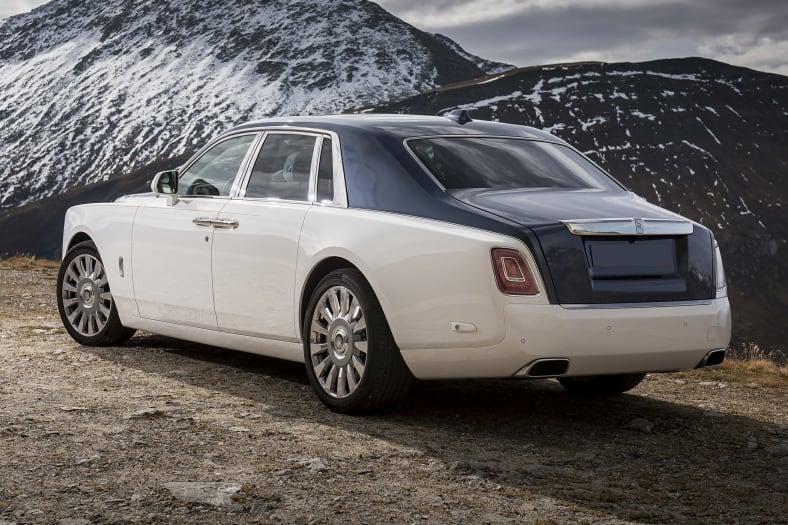 2018 Rolls-Royce Phantom Exterior Photo