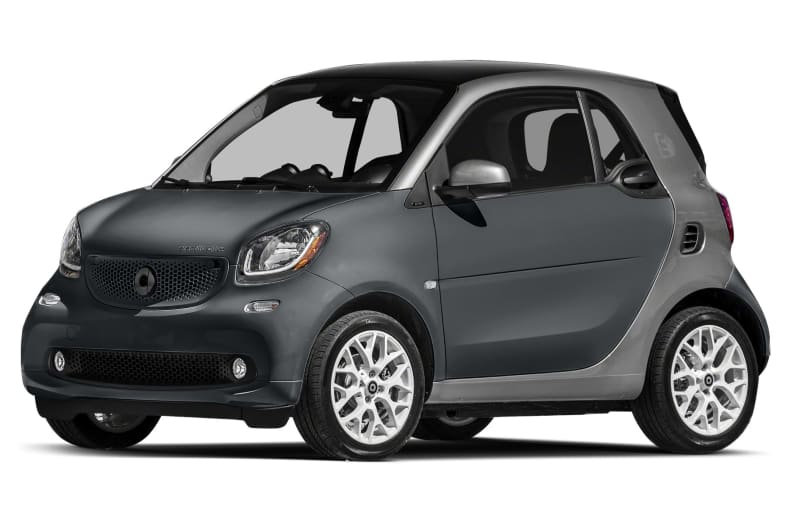 2018 Smart Fortwo Electric Drive Pure 2dr Coupe Information