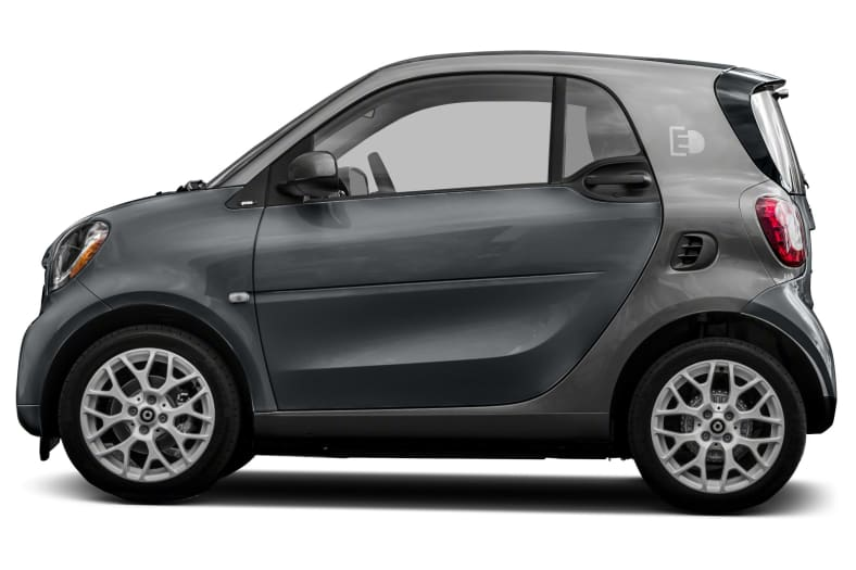 2018 Smart Fortwo Electric Drive Pure 2dr Coupe Pictures