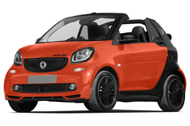 Image result for 2018 smart fortwo cabrio convertible
