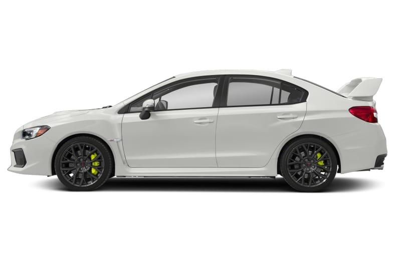 2018 Subaru WRX STI Pictures
