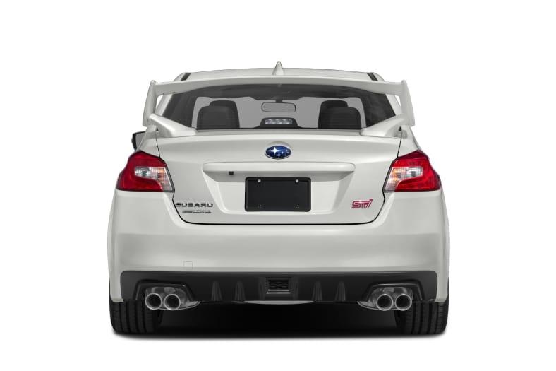 2019 Subaru WRX STI Base 4dr All-wheel Drive Sedan Specs and Prices