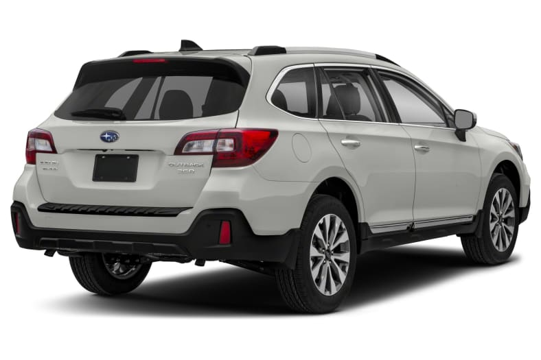 2018 Subaru Outback 3 6r Touring 4dr All Wheel Drive Pictures