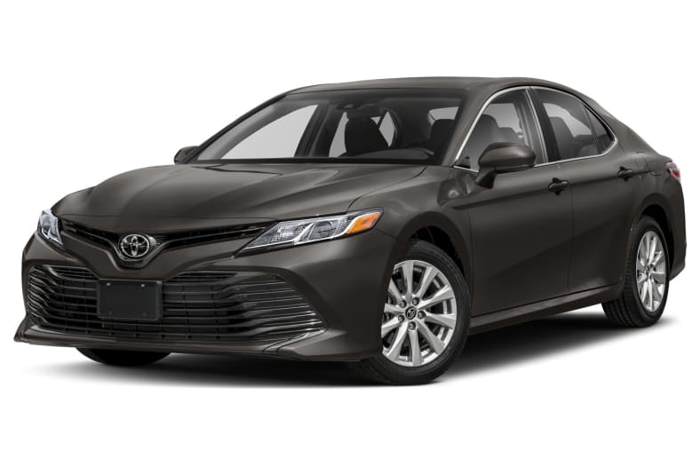2018 Toyota Camry Information