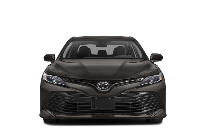 2018 Toyota Camry Exterior Photo
