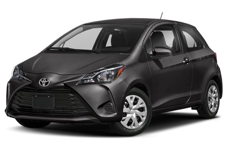 2018 Toyota Yaris Information